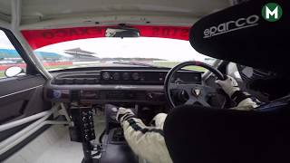 Download Dickie Meaden at the Silverstone Classic Video