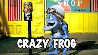 Download Crazy Frog - Crazy Frog In The House Video