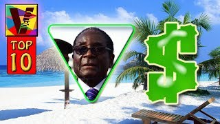 Download 10 Expensive Things Owned By Zimbabwean Dictator Robert Mugabe Video