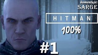 Download Zagrajmy w Hitman 2016 (100%) odc. 1 - Początki łysego Agenta 47 | Swobodny trening [1/2] Video