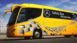 Download Safety Bus Mercedes-Benz Video