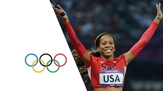 Download USA Win 4x400m Relay Gold - London 2012 Olympics Video