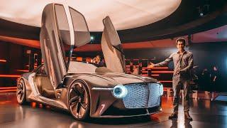Download BENTLEY из… 2035 ГОДА!!! ДВЕРИ-ГИГАНТЫ! 1200 лс - concept car EXP 100 GT. #BENTLEY100Years Video