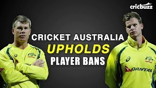 Download Any reduction in the bans would've made Cricket Australia look soft - Harsha Bhogle Video