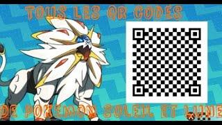 Download Tous les QR code de pokemon soleil et lune Video