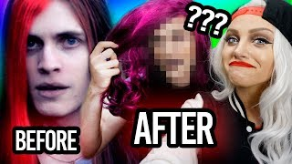 Download I made him fabulous! | Best Friend Makeover Challenge with boyinaband Video