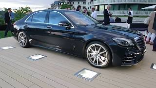 Download Вот он, новый Mercedes S Class 2018 Video