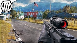 Download Far Cry 5 Real Life Graphics | Ultra Realism 4K 60fps Video