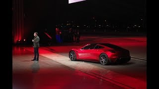 Download New Tesla Roadster 2020. Elon Musk has finally unveiled it! Video