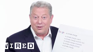 Download Al Gore Answers the Web's Most Searched Questions on Climate Change | WIRED Video