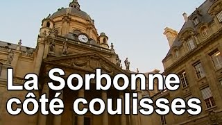 Download La Sorbonne côté coulisses Video