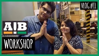 Download AIB 'Creators for Change' Workshop   Tanmay Bhat   Vlog   Youtube event Video
