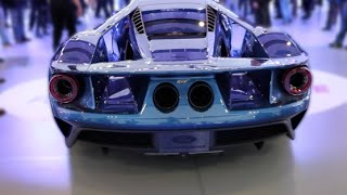 Download 2016 Ford GT Insane Exhaust, Revs, Driving and Exclusive Walkaround Video