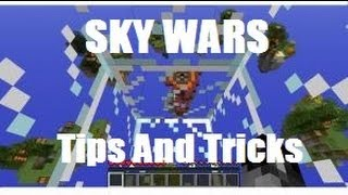 Download Minecraft Sky Wars Guide Tips and Tricks Video