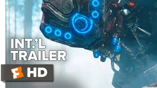 Download Kill Command Official International Trailer #1 (2016) - Vanessa Kirby, Thure Lindhardt Movie HD Video
