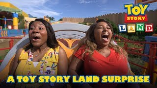 Download A Toy Story Land Surprise | Disney•Pixar Video