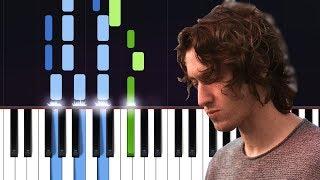 Download Dean Lewis - Waves Piano Tutorial Video