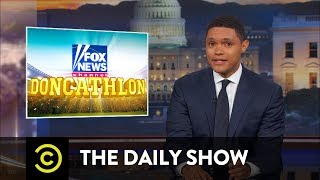 Download Doncathlon - Fox News Defends the Indefensible Donald Trump Jr.: The Daily Show Video