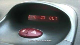 Download Peugeot 206 Clock Backlight Repair Video