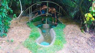 Download Building Fish Pond Video