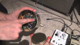 Download Build A Guitar Amp for Under 10 Dollars Video