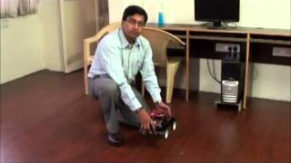 Download Arduino 4 wheel differential drive robot Video