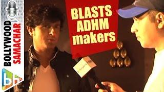 Download Sonu Nigam BLASTS Ae Dil Hai Mushkil makers for insulting Rafi sahab Video
