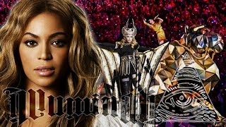 Download 2016 ILLUMINATI Superbowl Halftime Show - Beyonce, Katy Perry, Madonna & Coldplay Video