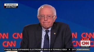 Download Bernie Sanders Rips CNN Host To Her Face Video