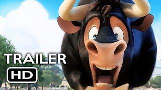 Download Ferdinand Official Trailer #4 (2017) John Cena Animated Movie HD Video