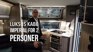 Download Kabe Imperial 780 TDL FK KS 2019 model Video