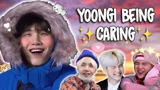 Download yoongi being the soft & caring man that he is Video