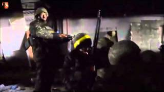 Download Last Stand of the Cyborgs at Donetsk Airport. Video