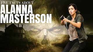 Download Meet the Actor: Alanna Masterson (Tara Chambler from The Walking Dead) Video