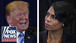 Download Trump and Omarosa exchange barbs over bombshell book Video