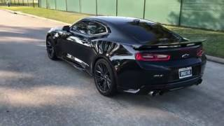 Download 2017 Chevrolet Camaro ZL1, Massive Sound - 650Hp Video