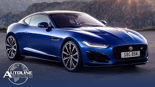 Download Jaguar F-TYPE Refresh, New Injector Cleans Diesels - Autoline Daily 2729 Video