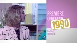 Download 1990 - La première chronique de Nathalie Rihouet Video