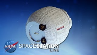 Download Space Station Live: BEAMing up to ISS Video