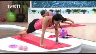 Download Ebru Şallı İle Pilates Egzersizleri 26.Bölüm Video