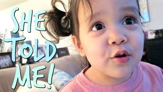 Download SHE SURE TOLD ME! - March 29, 2017 - ItsJudysLife Vlogs Video