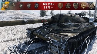 Download WoT IS-7 | 11.100+ dmg | 7 kills - Steppes Video