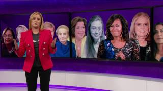 Download Full Frontal With Samantha Bee - January 18, 2017 Video