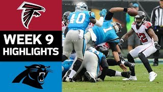 Download Falcons vs. Panthers | NFL Week 9 Game Highlights Video