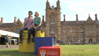 Download Sydney Uni Open Day 2013 wrap up Video