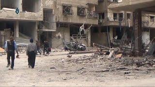 Download Bombardment in Syria continues despite Russia's ″pause″ Video