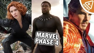 Download Kevin Feige Reveals New Details about Marvel Phase 4! (Nerdist News w/ Jessica Chobot) Video
