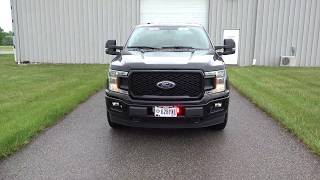 Download 2018 Ford F-150 Firefighter POV Install, nearly all Feniex Lighting. Video