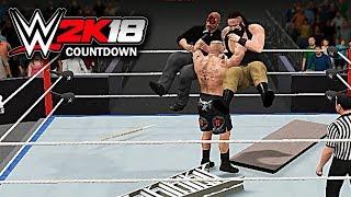 Download 10 Extreme Chokeslams in WWE 2K17! | WWE 2K18 Countdown Video
