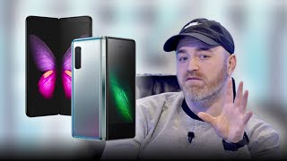 Download Samsung Galaxy Fold - NEW Hands On Footage Video